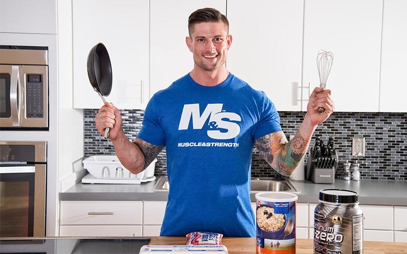 7 cooking secrets that every lifter should know - از رژیم غذایی بدنسازی چه میدانید؟
