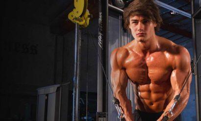 JeffSeid workout nutrition 410x247 - صفحه اصلی