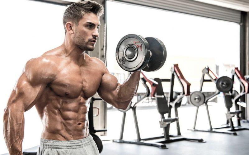 alternating dumbbell biceps curl arm big lean 800x500 - صفحه اصلی