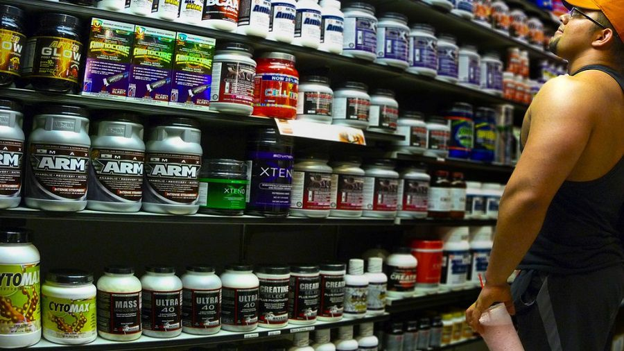 protein supplements - پودر مهتابی بجای مکمل کراتین!